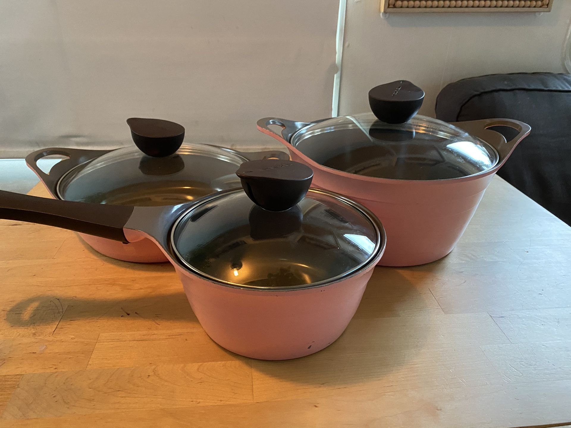 Neoflam cookware set