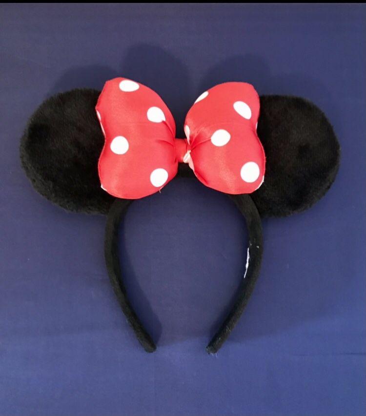 Disney Minnie Mouse Ears - Kid's Size