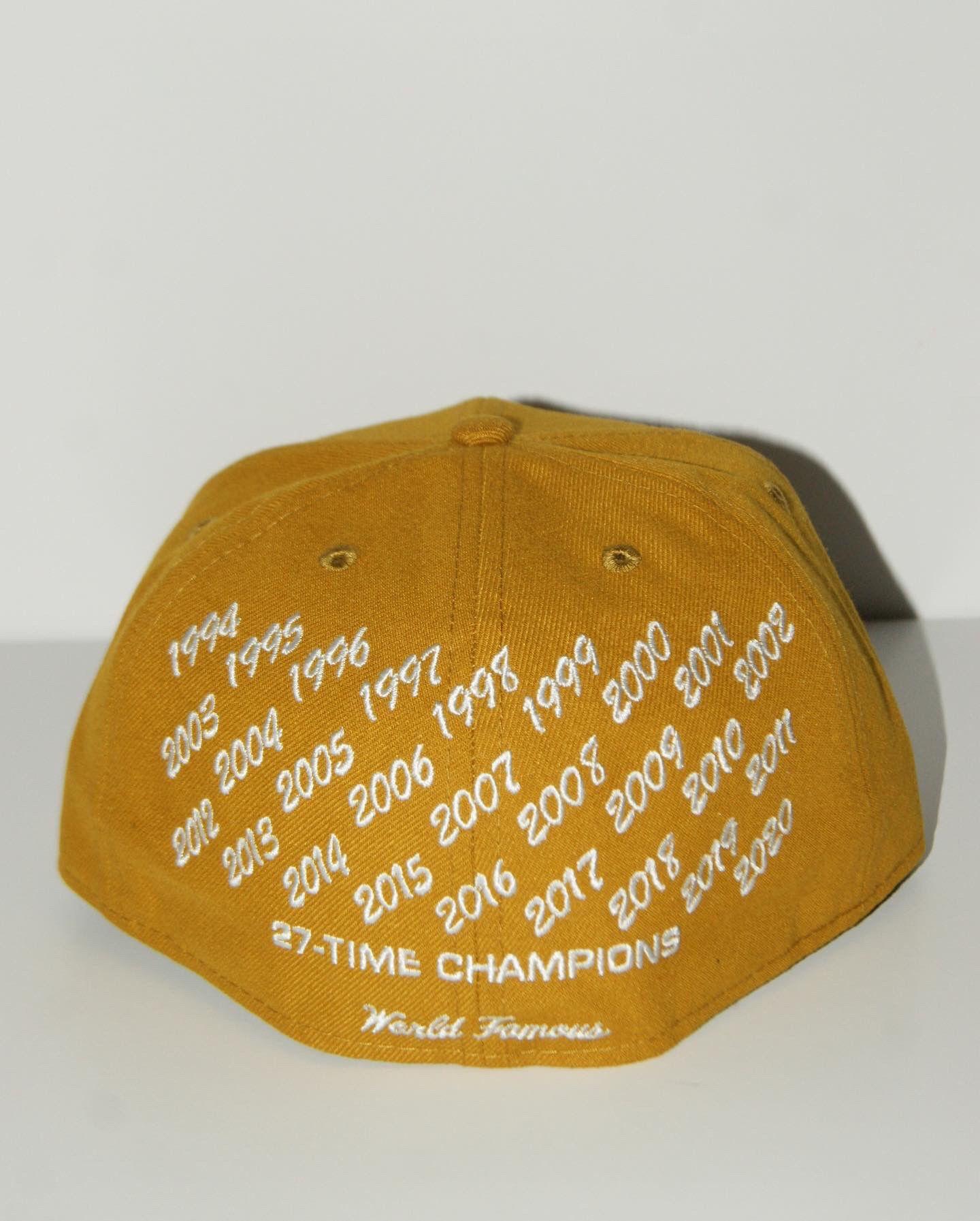 Supreme x New Era Champions Box Logo
