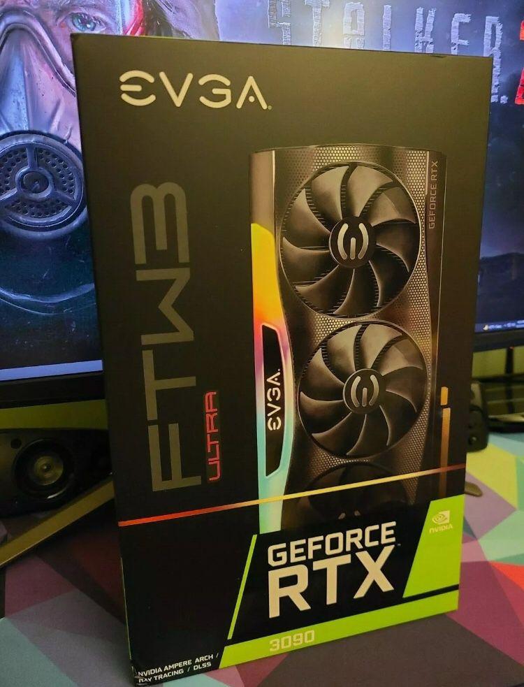 EVGA GeForce RTX 3090 FTW3 ULTRA