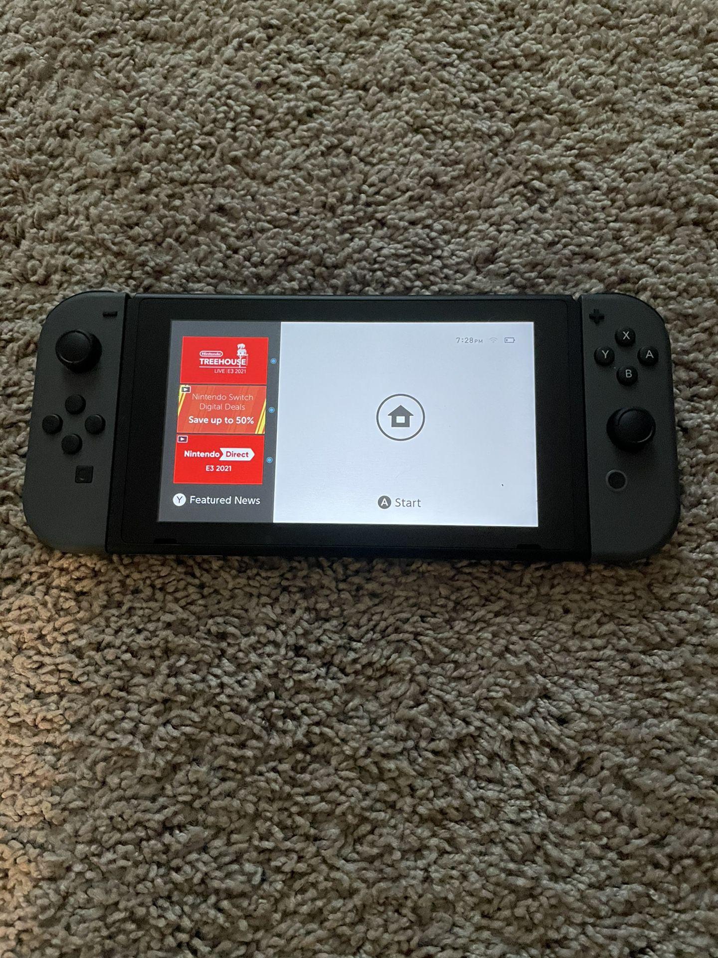 Like New Nintendo Switch