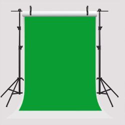 5x7ft Photography Backdrops Green Solid Backgrounds PHOTO Backdrop Birthday Backdrop Photo Backdrop for Booth Props Thumbnail