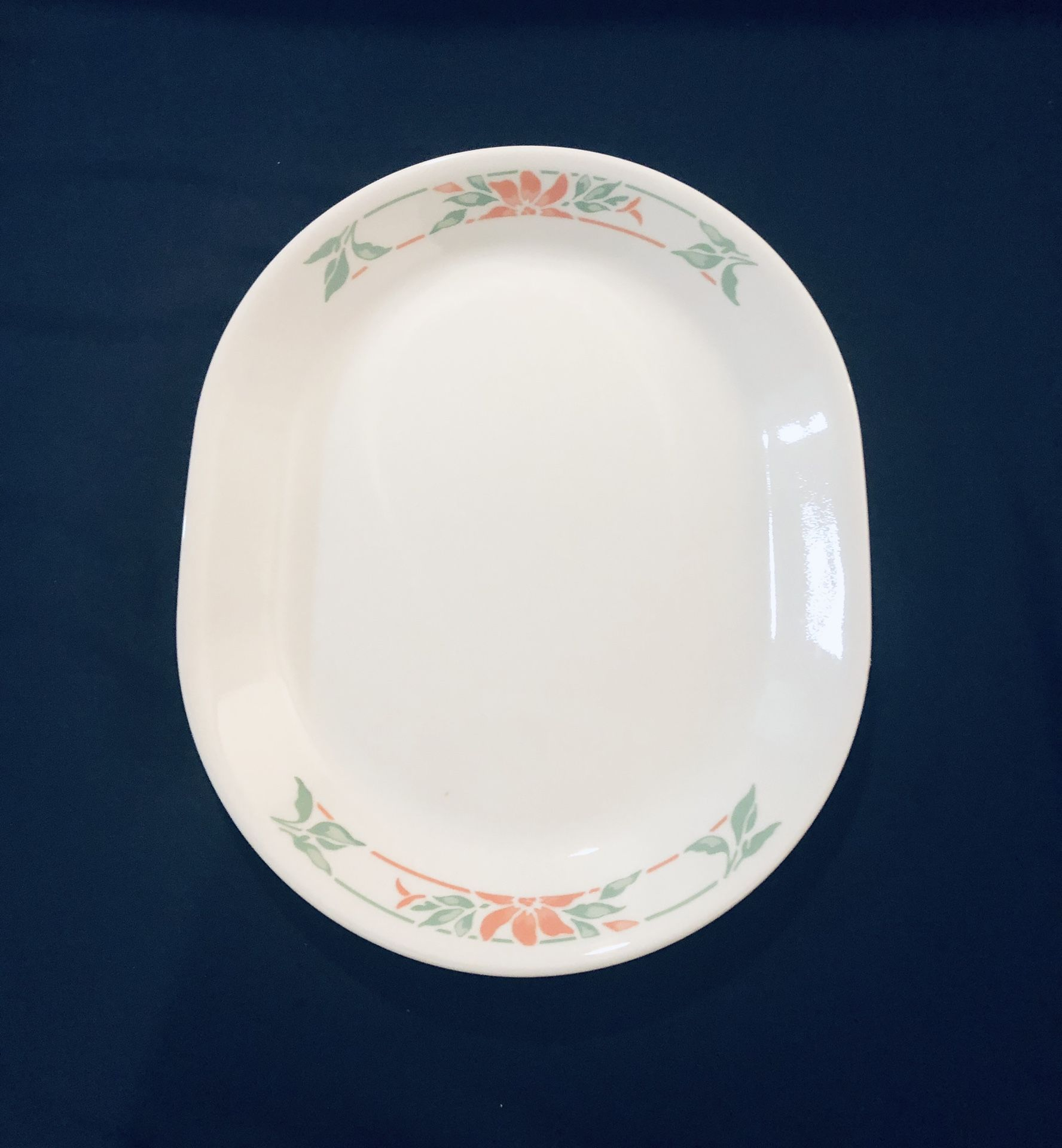 **Island Breeze Corelle by Corning Serving Platter — Used/Very Good Condition**