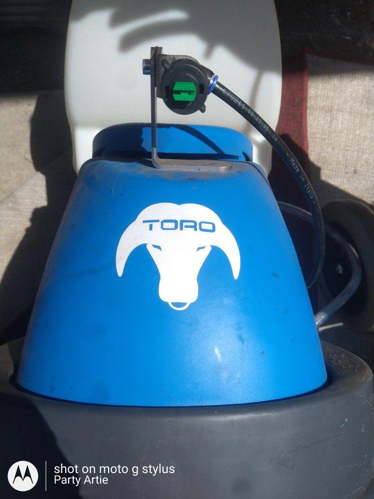 EDIC Hard Surface Scrubber- Toro, Toro HD.