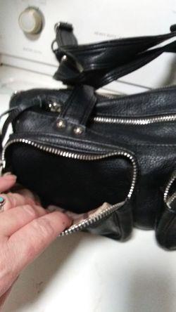 Leather purse Thumbnail