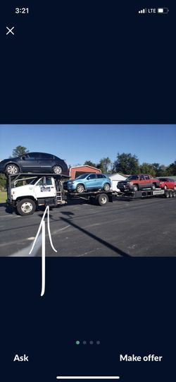 GMC  Car Hauler  Thumbnail
