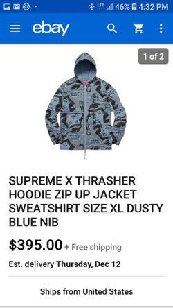 Supreme size L Thumbnail