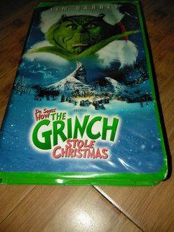 The Grinch who stole Christmas Thumbnail