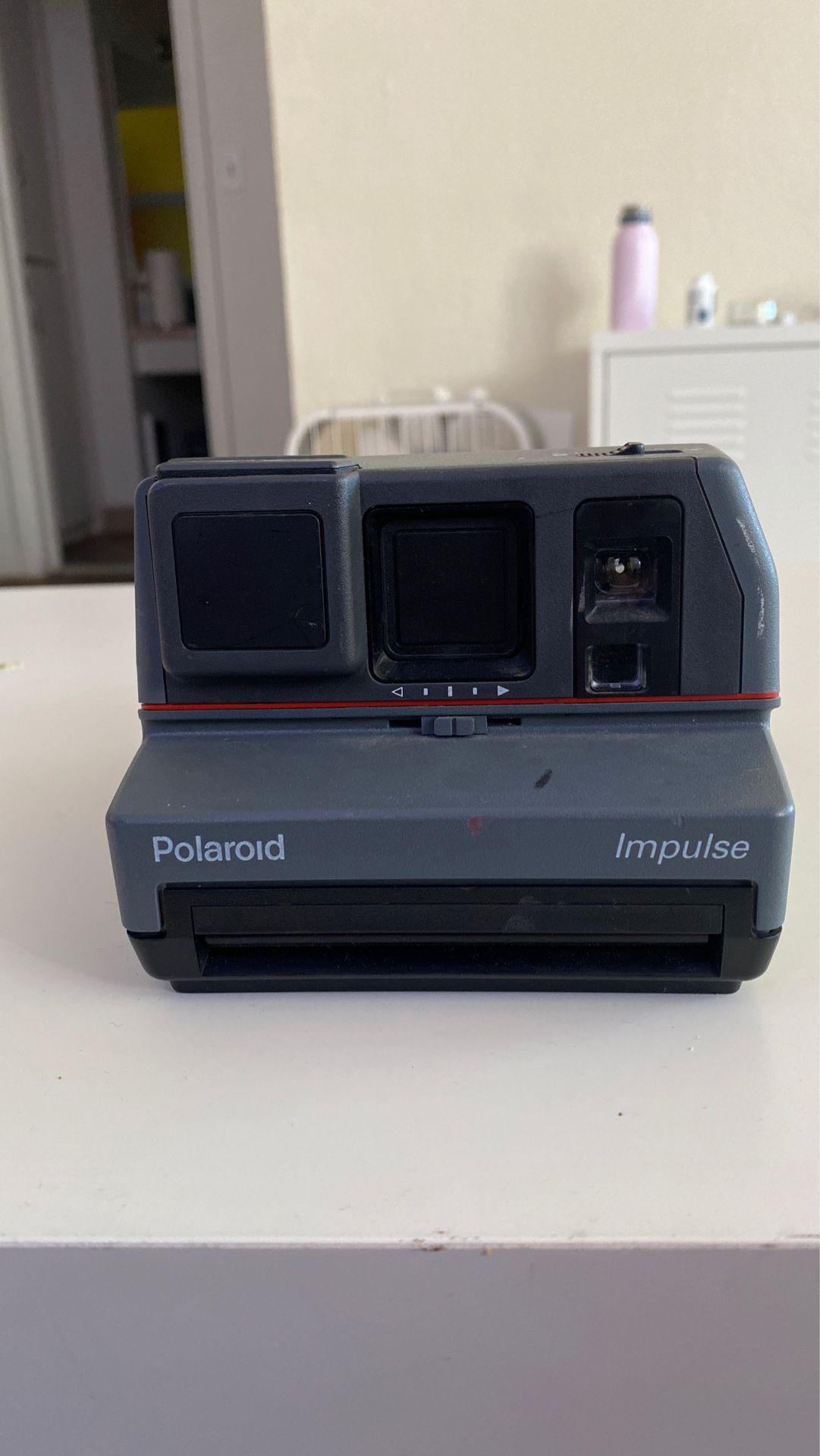 Polaroid Film Camera