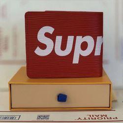 Supreme LV Wallet  Thumbnail