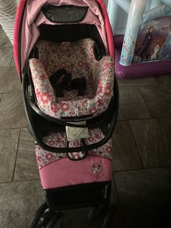 2 in 1 stroller and car seat Thumbnail