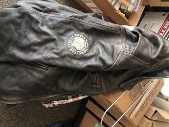 Indian motorcycle leather jacket Thumbnail