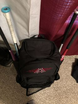 Anderson bat bag backpack Thumbnail