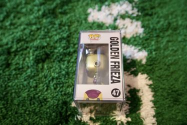 Funko POP Dragonball Z Frieza Metallic Gold Thumbnail