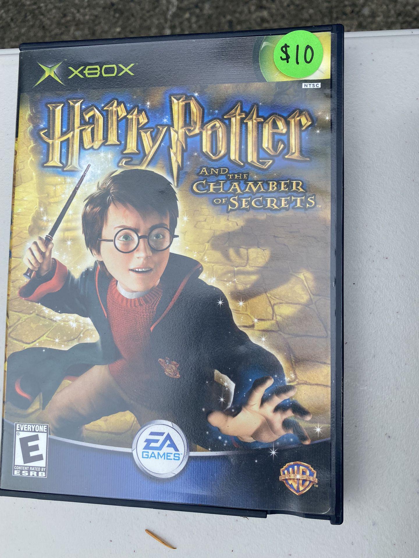 Original Xbox Games $20