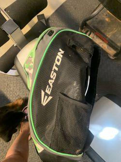 Easton softball/baseball backpack  Thumbnail