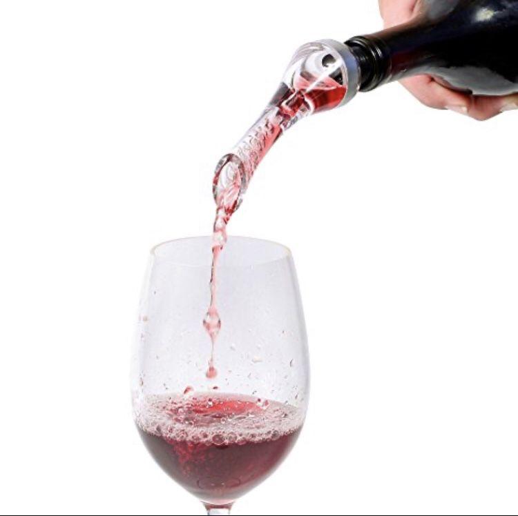 Handichoice Wine Aerator/Vacuum Pump