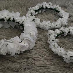 wreath headband wedding bridal Diadema Corona Para Boda  Thumbnail
