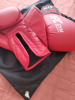 Youth UFC Boxing Gloves Thumbnail