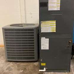 410A 5 Ton AC And Condenser (3 Phase) Thumbnail