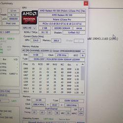 Radeon RX 550 2gb GDDR5 Thumbnail