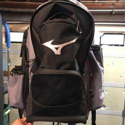 Mizuno Baseball Backpack Thumbnail