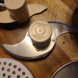 Cuisinart Replacement Blades  Thumbnail