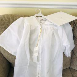 Preschool Graduation Gown And Hat Thumbnail