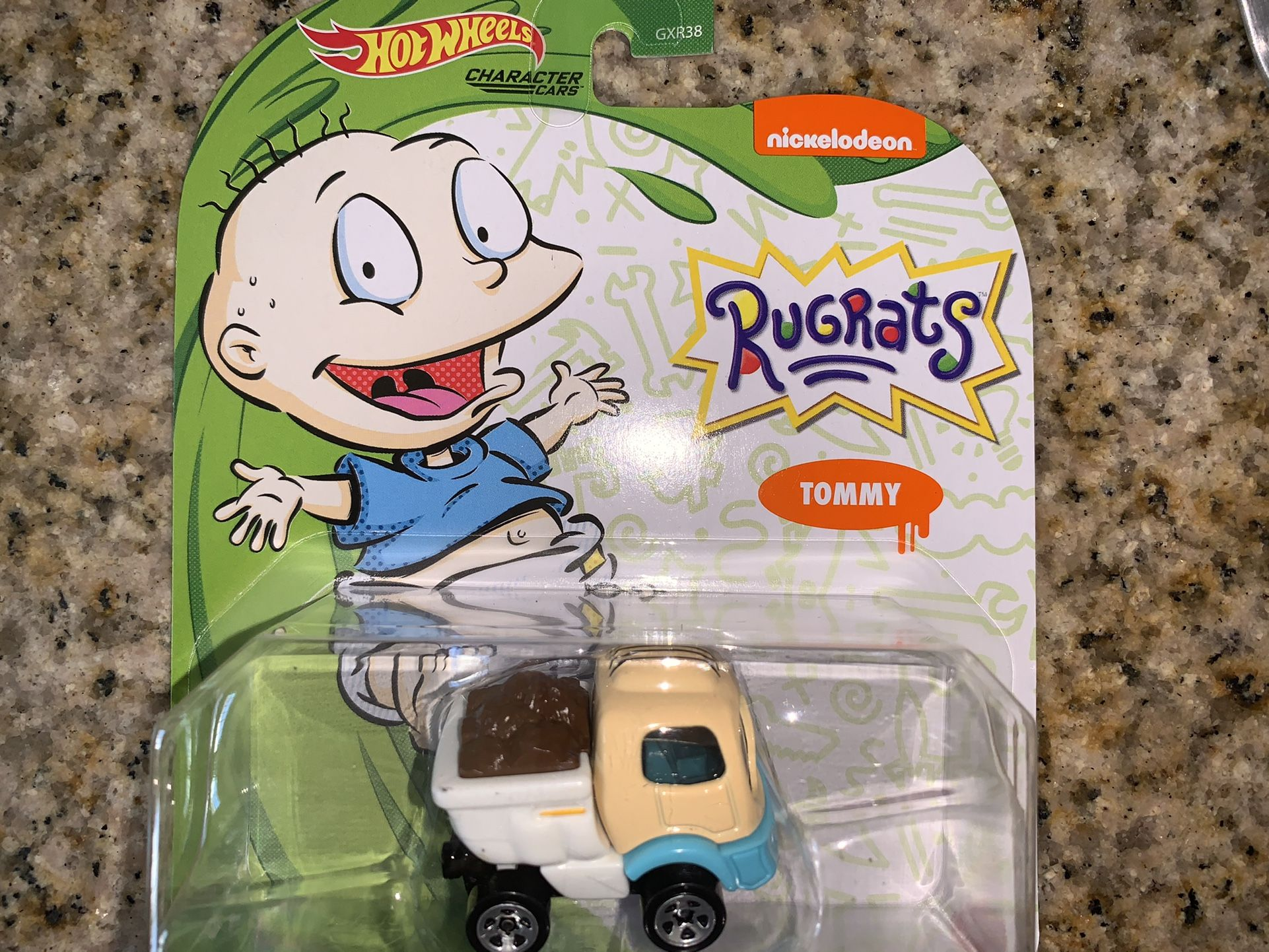 Entire Rugrats Hot Wheel Collection