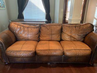 Leather sofa Thumbnail