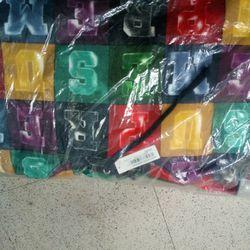 Supreme Block hoodie Size M Thumbnail