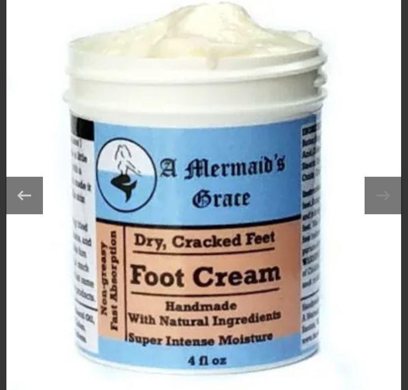 FOOT CREAM -CRACKED HEELS FOOT CREAM
