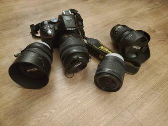Nikon D5300 DSLR Thumbnail