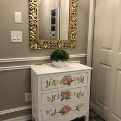 Very  Gorgeous  Dresser with mirror Thumbnail