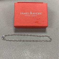 James Avery Medium Twist Anklet Thumbnail