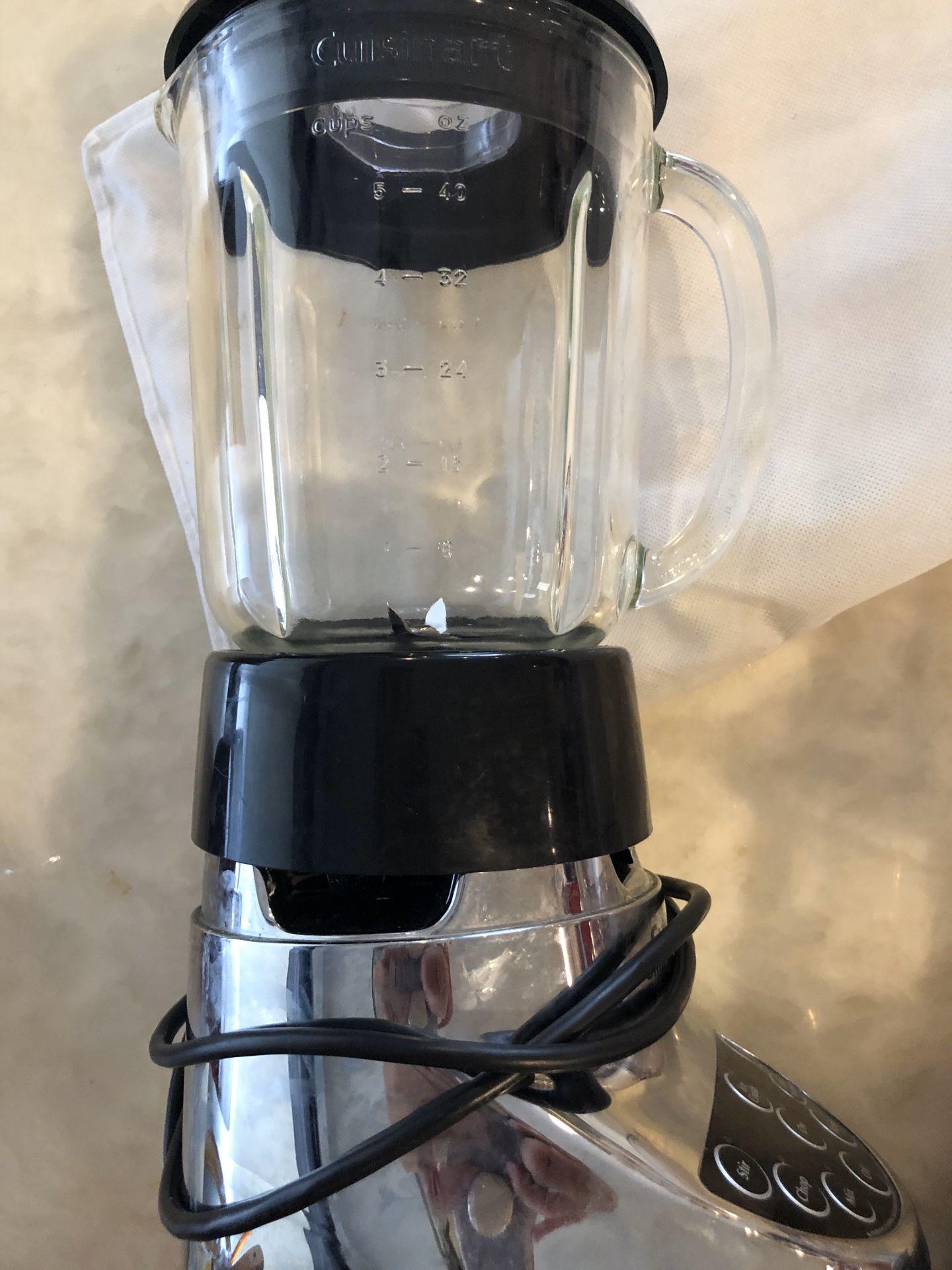 Cuisinart Blender and Food Processor