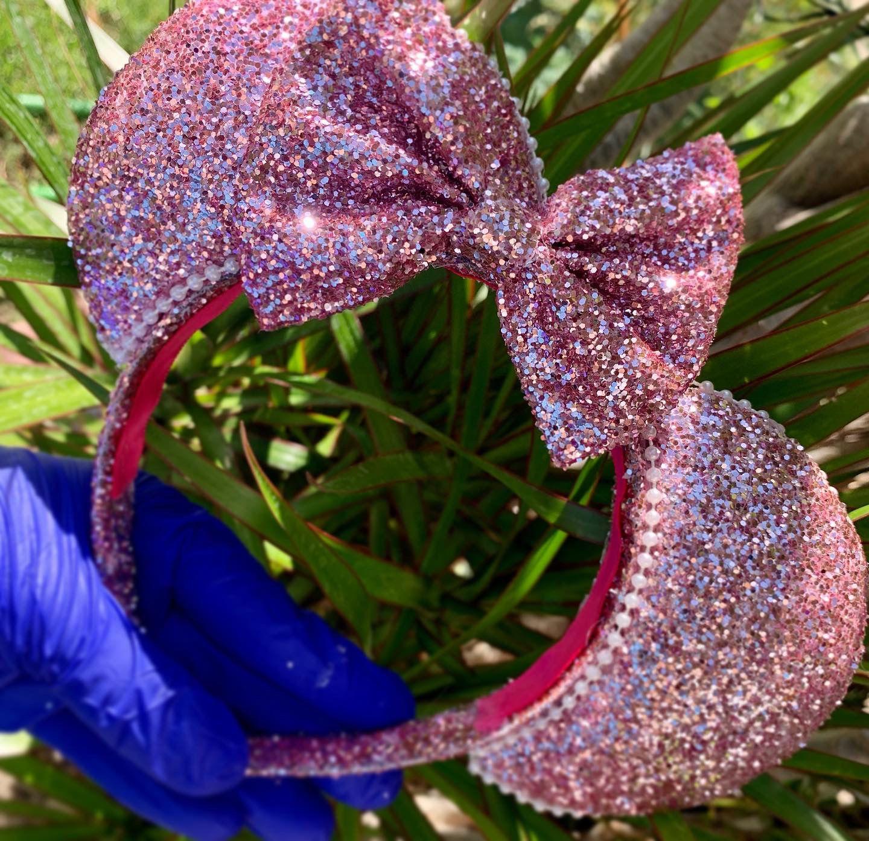 Minnie Mouse ears, Headbands,bows