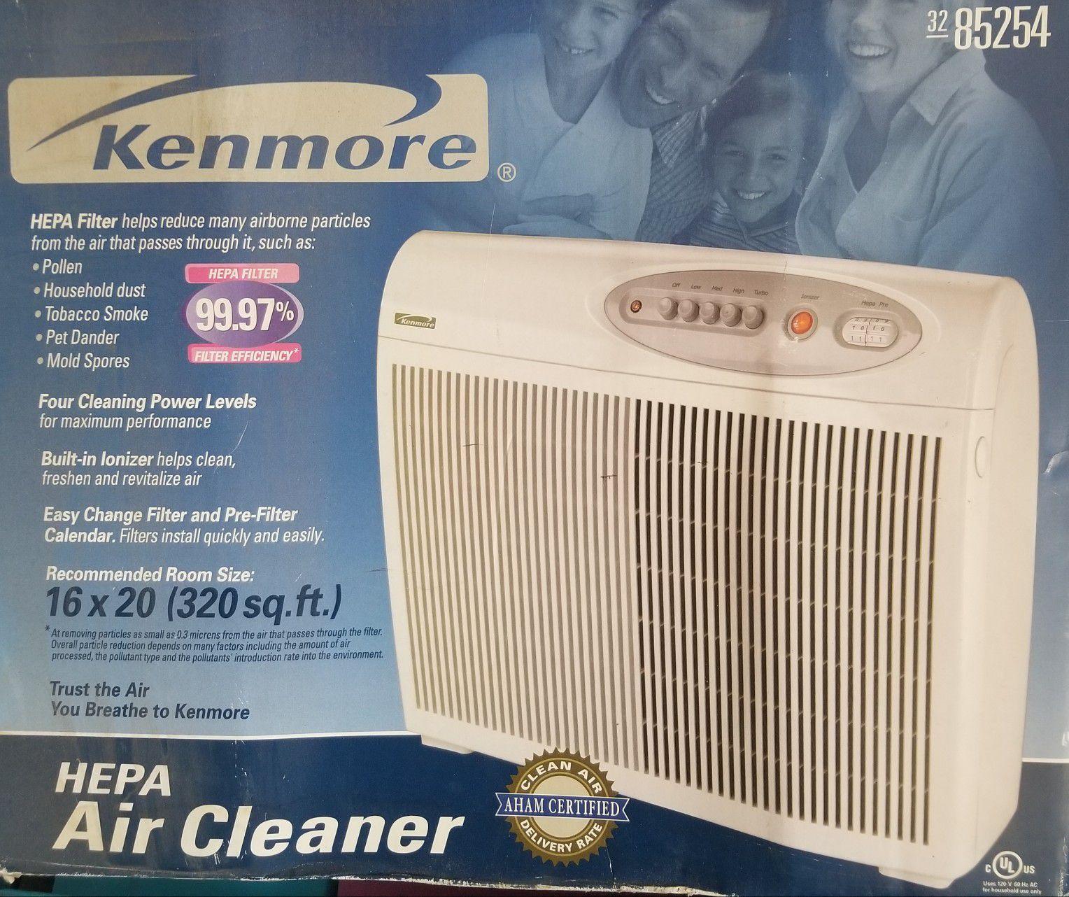 **BRAND NEW IN BOX**Kenmore Hepa Air Filter