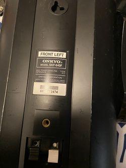 Ok yo model slc-640c surround sound 110w Thumbnail