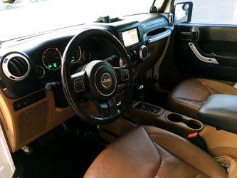 2014 Jeep Wrangler Thumbnail