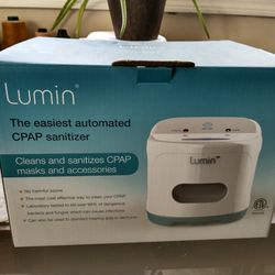 CPAP CLEANER  $150. Never Used.  Thumbnail