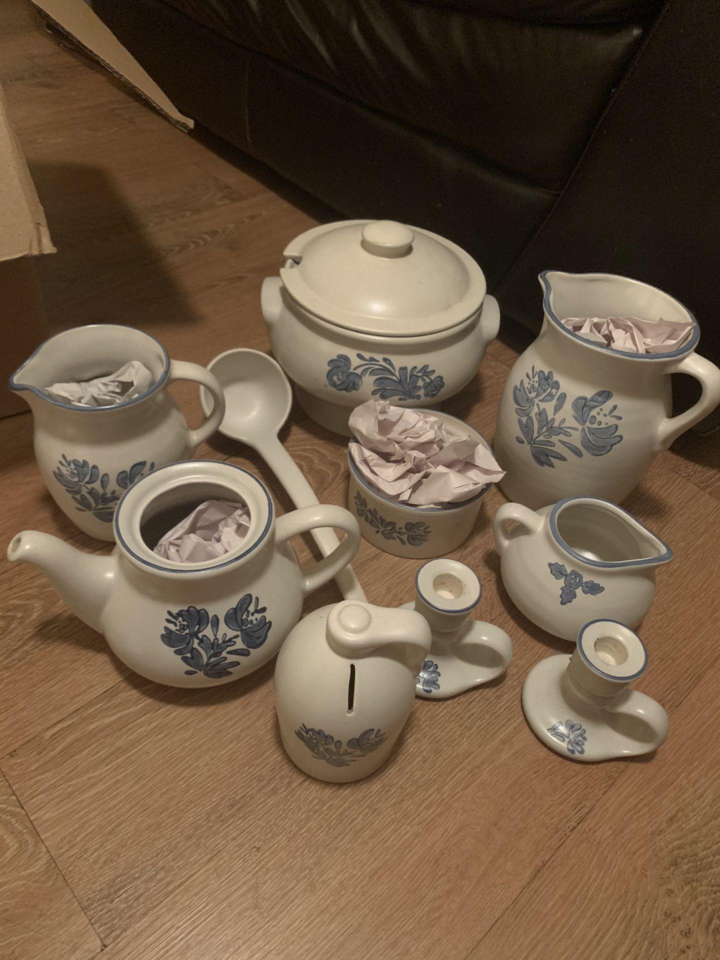 PFALTZGRAFF Stoneware set