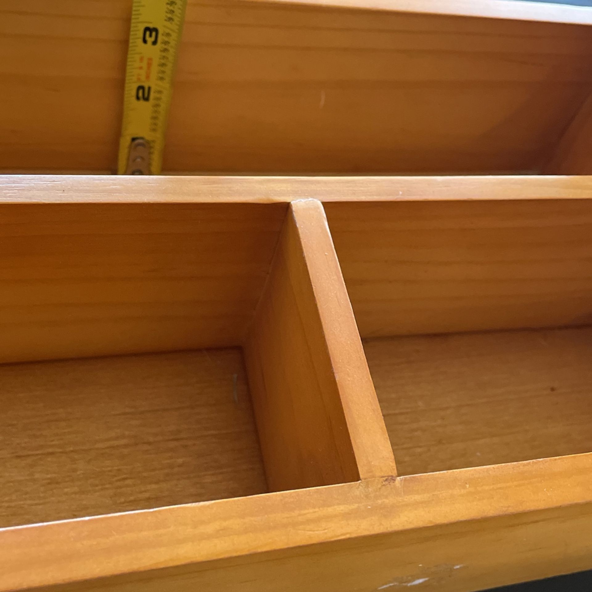 Large Wooden Caddy Perfect For Decoration, Tools, Horse Tack, Kitchen Organization Etc