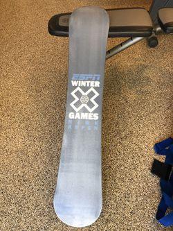 Xgames  snowboard collectors edition and bag Thumbnail