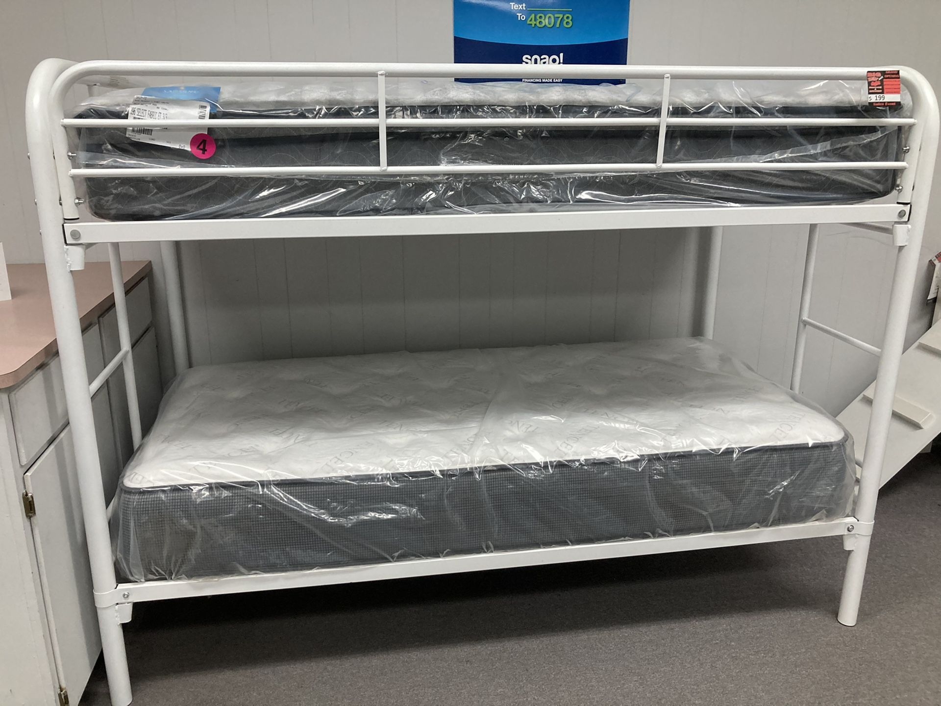 Brand New Kids Beds 35-55% Off!! Starting At $199!!