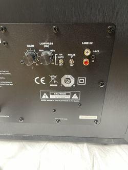 Klipsch R-125w Subwoofer 🔊  Thumbnail