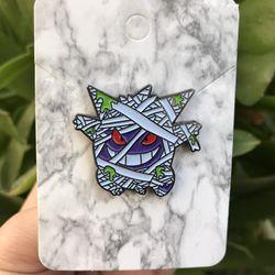 Gengar Mummy Pokemon Pin Thumbnail