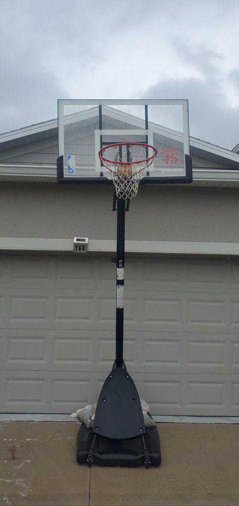 NBA Basketball Hoop