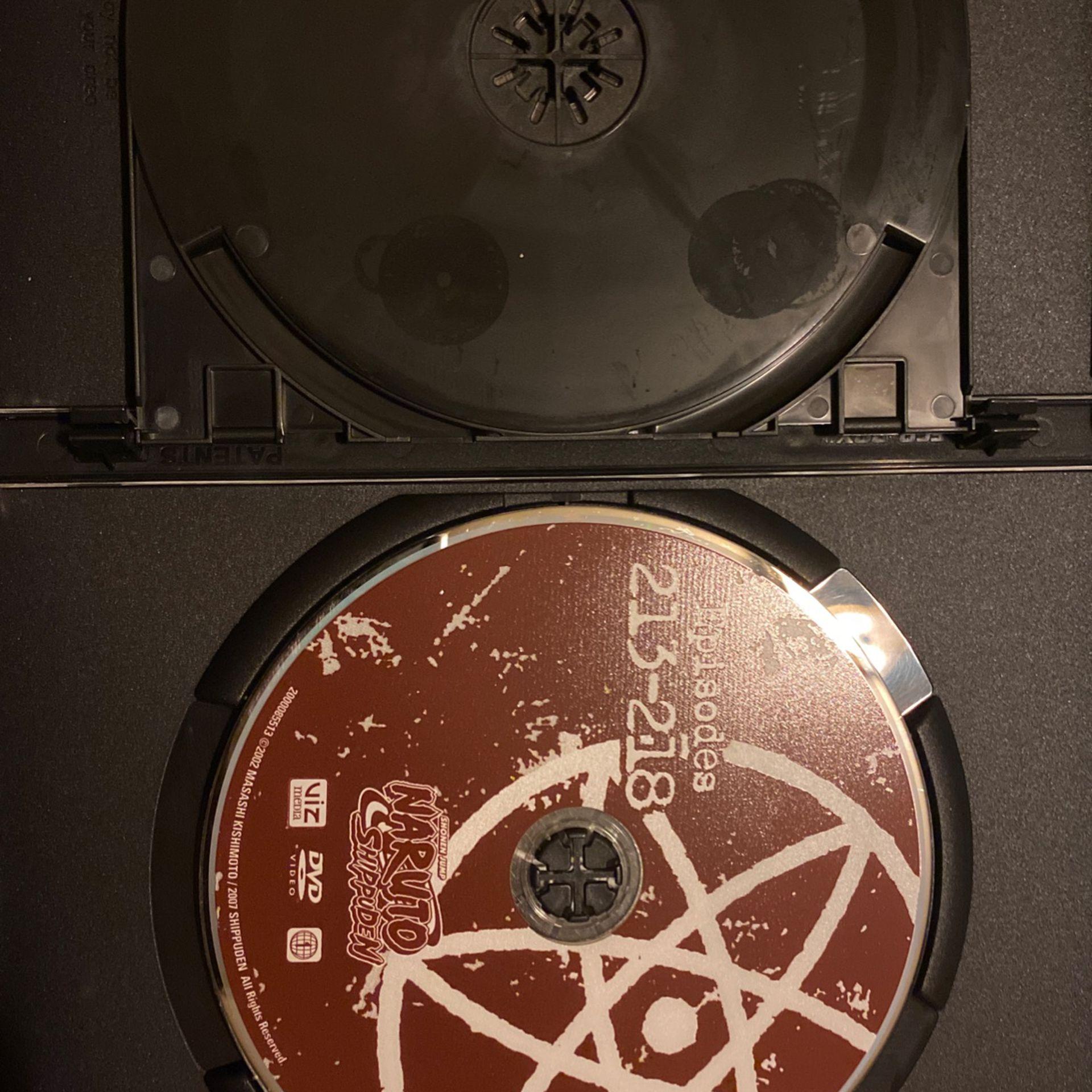 NARUTO SHIPPUDEN (17) 2 DISC SET