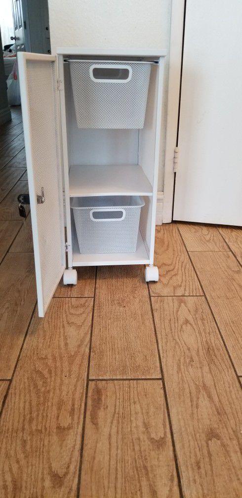 Metal Storage Locker With Key- Bed Bath and Beyond